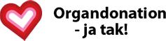 Organdonation - ja tak