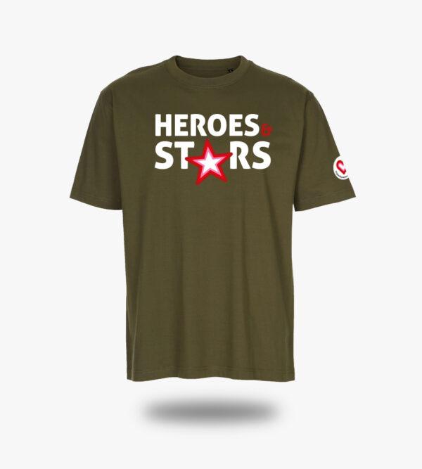 Heroes & Stars T shirt (Børn)